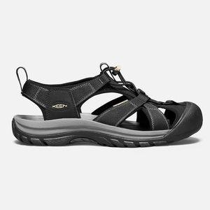 Keen Black Venice Hiking Water Sandal